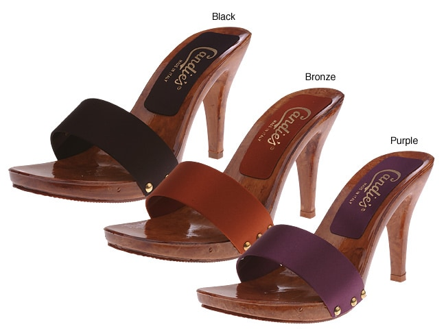 Candies Tortoise Women S High Heel Sandal Free Shipping
