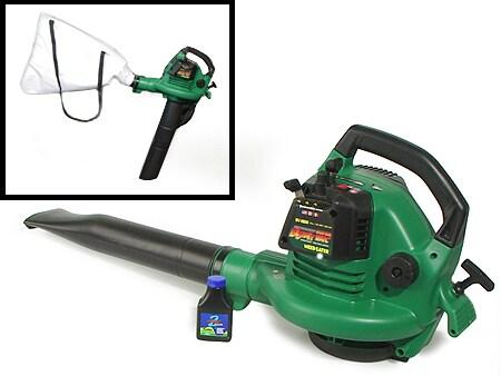 Shop Weedeater Bv 1800 Mulching Blower Vac Refurbished