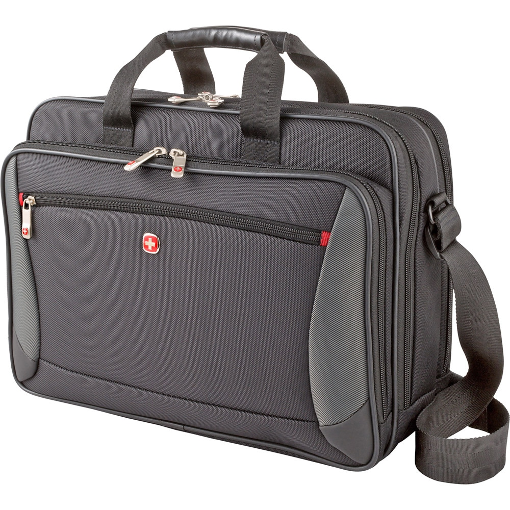"Swiss Gear Carrying Case (Briefcase) for 15.6"" Notebook -..."