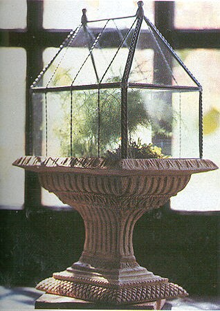 Shop Small Victorian Terrarium Free Shipping On Orders