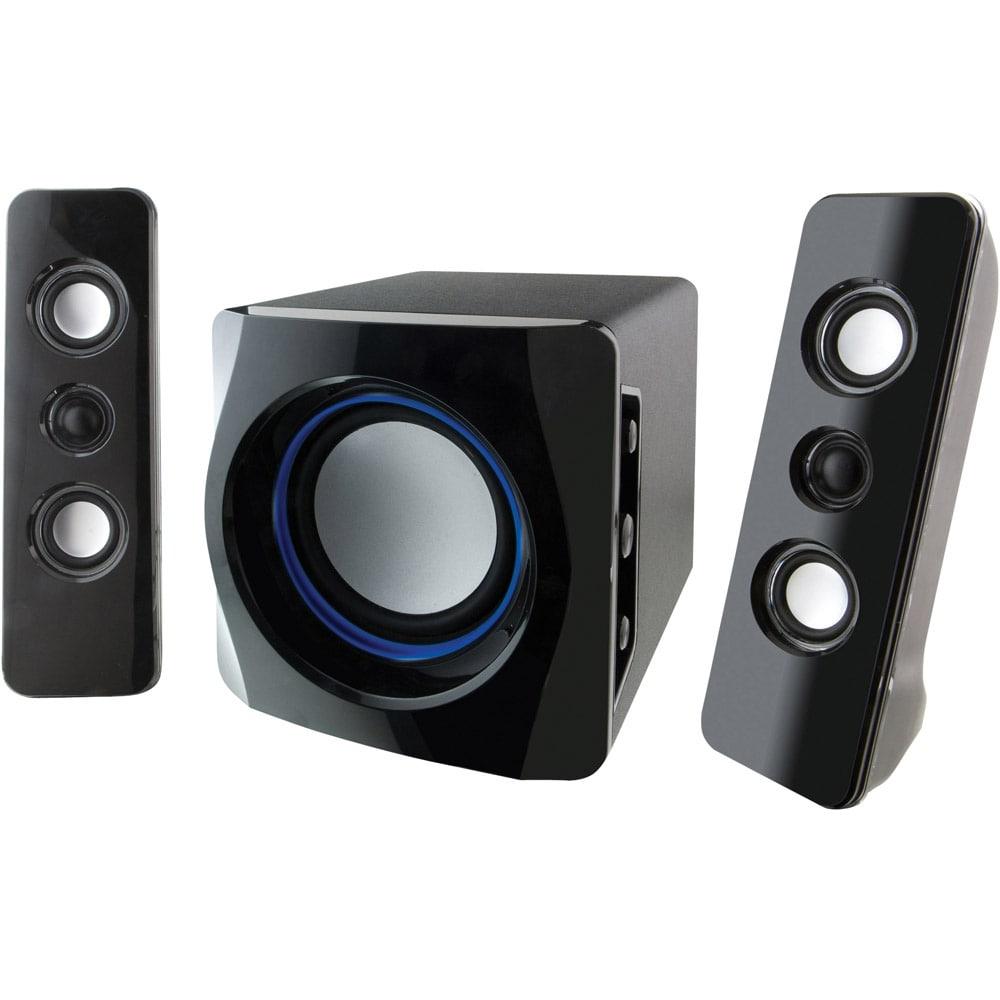 ILIVE IHB23B 2.1 Speaker System - 150 W RMS - Wireless Sp...