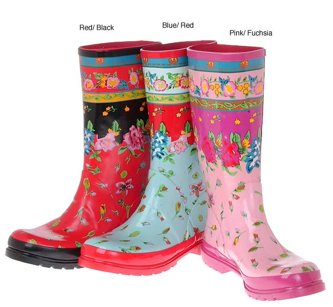 Lastest Extra Wide Calf Boots Are Comfortable And Can Make Even Rainy Days