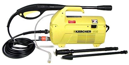Shop Karcher K410 Pressure Washer Refurbished Free