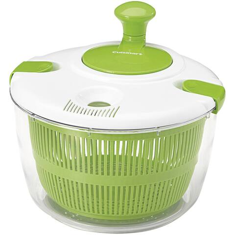 Spin Knob Salad Spinner