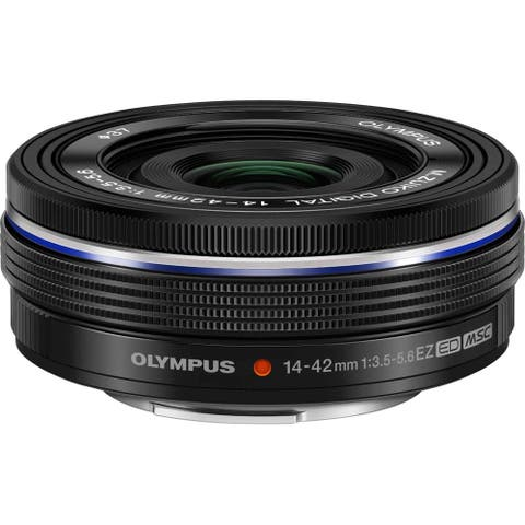 Olympus M.Zuiko - 14 mm to 42 mm - f/3.5 - 5.6 - Zoom Lens for Micro Four Thirds