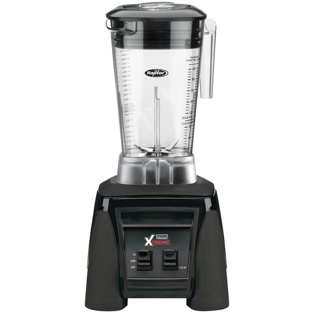 WARING-COMMERCIAL Xtreme MX1000RXT Hi-power Commercial Blender, Black