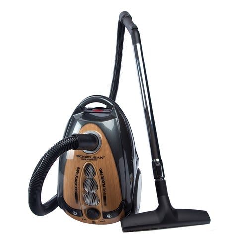 Soniclean BFP-1150 Bare Floor Pro Canister Vacuum Cleaner