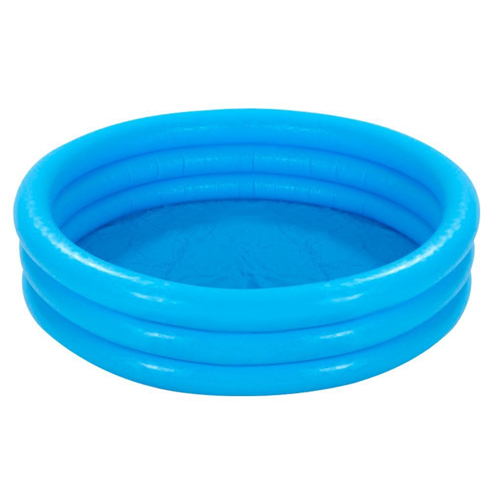 Intex Recreation Crystal Blue Pool (Plastic)