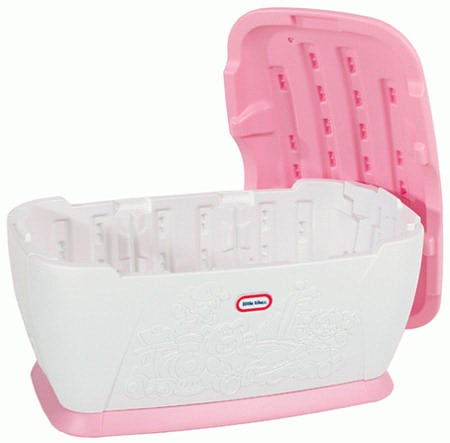 Little Tikes Giant Toy Chest Pink Free Shipping On Orders Over 45 7288