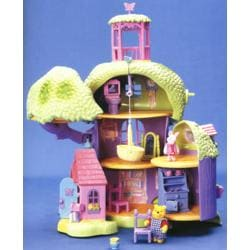 Shop Delightful Days Winnie The Pooh Tree House Free