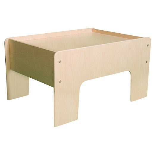 Little Colorado Toddler Play Table Drawers (Natural)