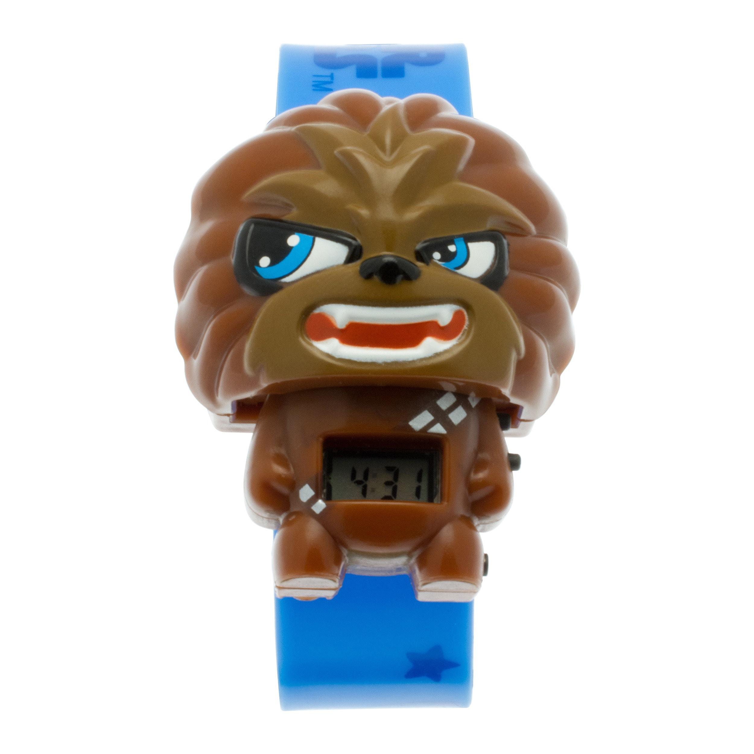 BulbBotz Star Wars Kid's Light Up Chewbacca Watch (Brown)...