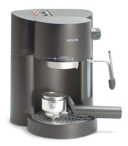 machine cafe krups krups mini espresso cappucino coffee. Black Bedroom Furniture Sets. Home Design Ideas