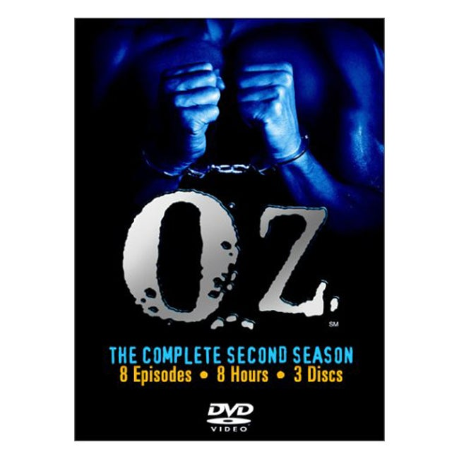 Oz: The Complete Second Season (DVD)