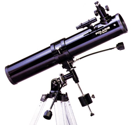 Meade Polaris 114eq D Reflecting Telescope Free