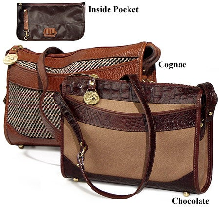 a35906063919 Shop Brahmin Basic Handbag - Free Shipping Today - Overstock - 25899