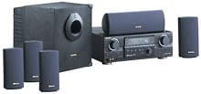 Aiwa HT-D590 Home Theater System (Refurbished)