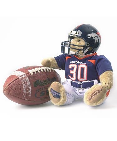 Denver Broncos Teddy Bear