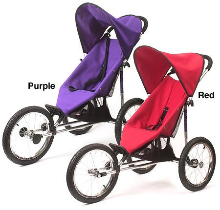 Baby Jogger Zipper Jogging Stroller (16-in. Tires) - Free Shipping ...