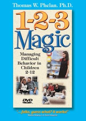 1-2-3 Magic by Thomas W. Phelan (DVD)