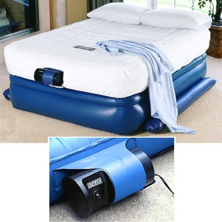 instabed queen size airbed with external ac pump free top 20