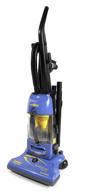 Eureka Whirlwind Bagless Hepa Vacuum Refurbished Free