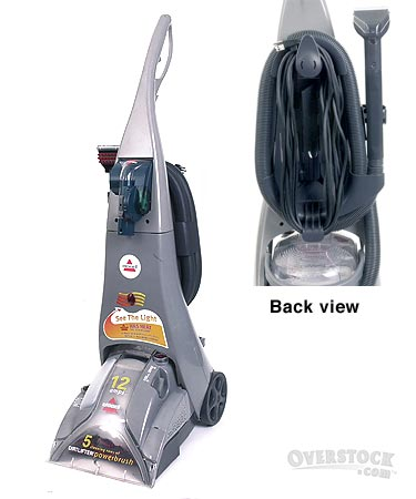 Bissell Clearview Proheat Plus Deep Cleaner (Refurbished)