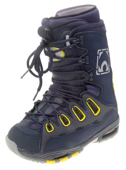 Osiris Navy Yellow D3 Snowboard Boots Free Shipping