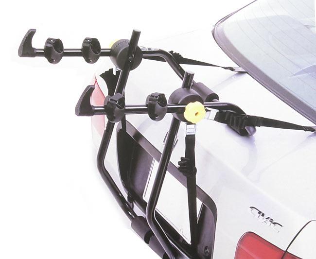Rhode Gear Speedster Two Bike Trunk Rack Free Shipping
