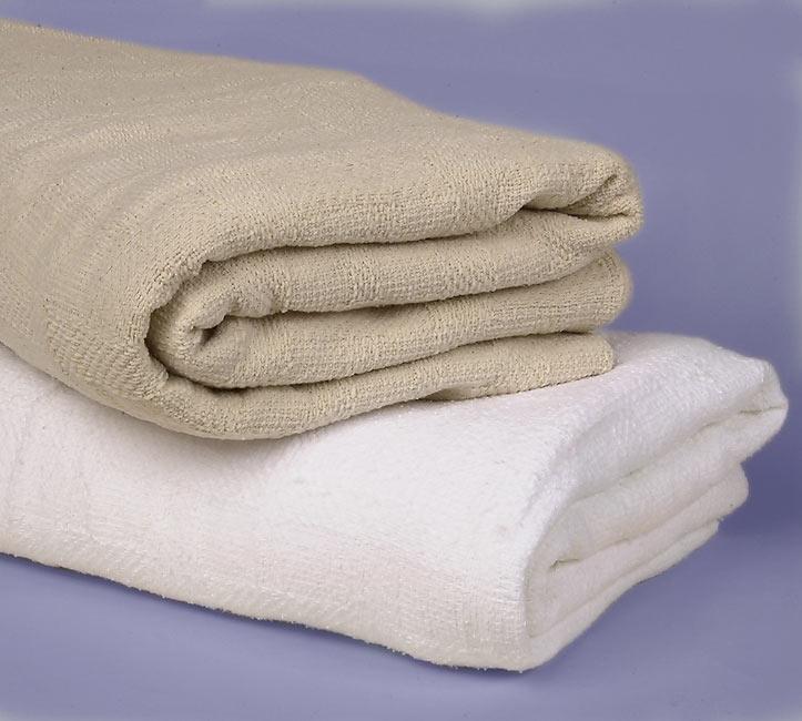 Wamsutta Ring Spun Cotton Jacquard Blankets