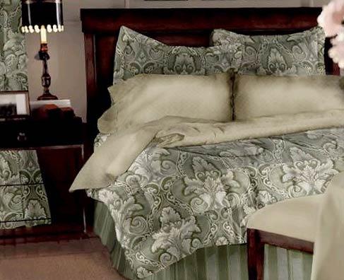 Wamsutta Windham Jacquard Comforter Set