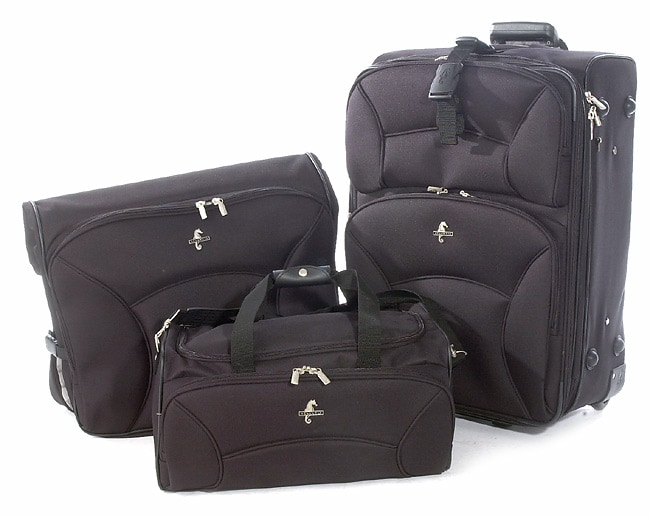 Atlantic Luggage 3-piece Set - Free Shipping Today - Overstock.com ...