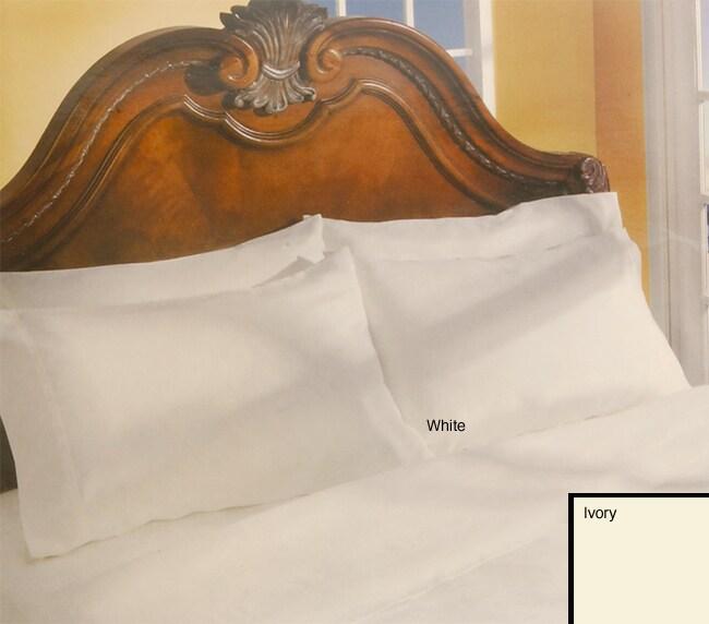 Washable Silk Sheet Set