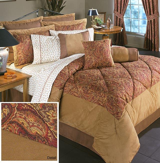 Marrakech Luxury Comforter Set