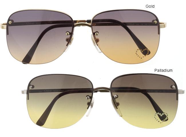Chloe Heart Sunglasses