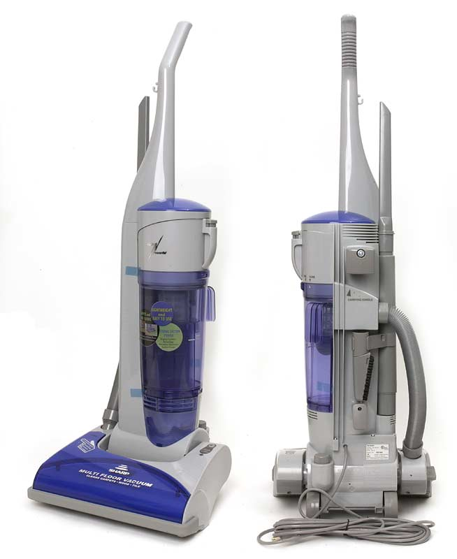 Sharp EC-S5170 Bagless Cyclonic Vacuum - Free Shipping Today - Overstock.com - 040910