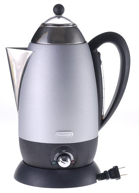 Delonghi DP12ST Cordless Percolator Coffee Maker ...