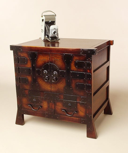 Shop Handcrafted Asian Style End Table Korea - Free -4091