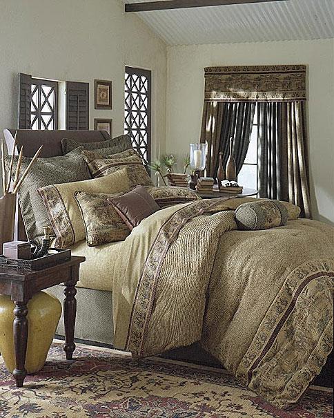 Bengal Road Jacquard Comforter Set (Queen)