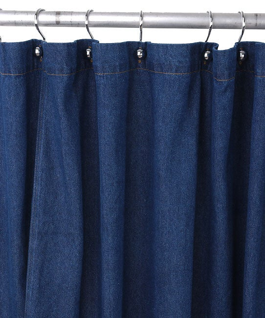 Montana Denim Shower Curtain Free Shipping On Orders