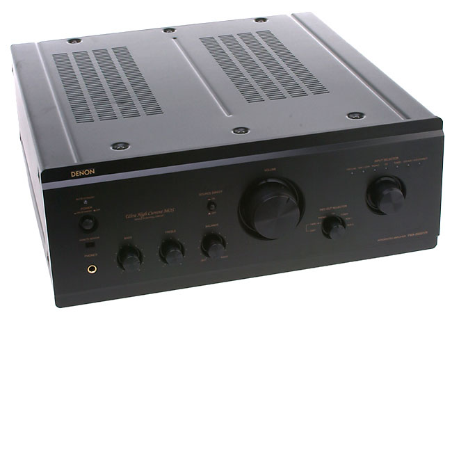Denon PMA-2000IVR Integrated Stereo Amplifier (Refurbished)