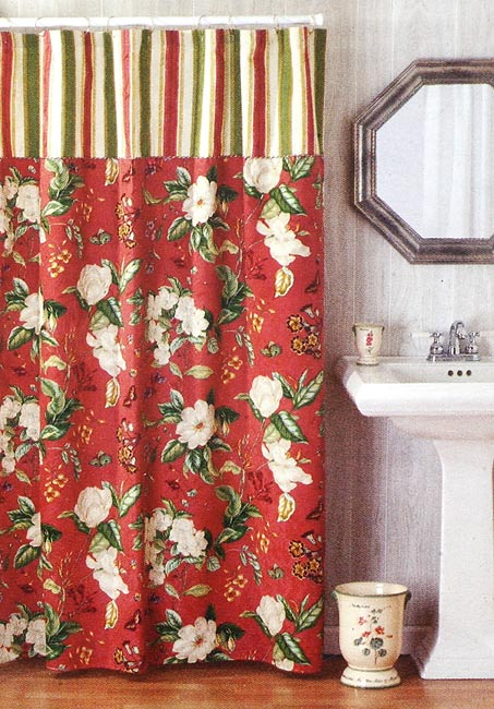 Waverly Garden Image Shower Curtain Free Shipping On