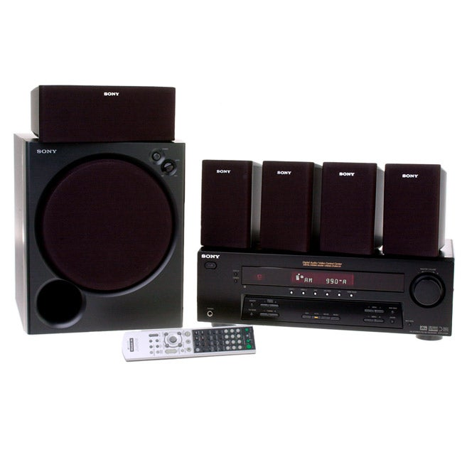 Sony HT-DDW750 Home Theater System (Refurbished)