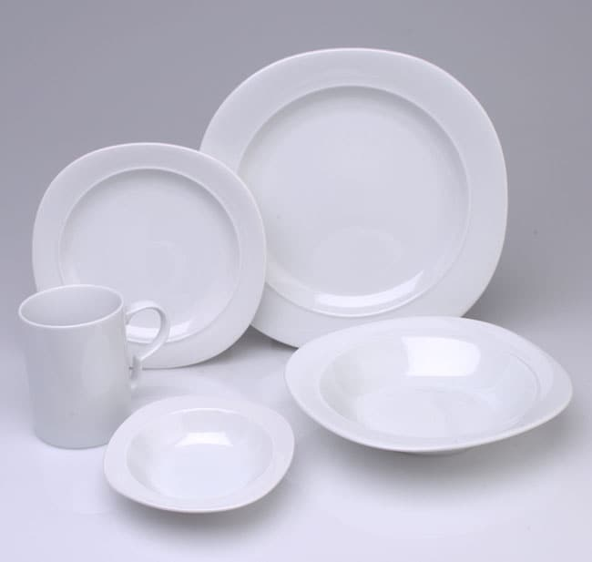studio nova studio white 20 pc dinnerware set free shipping today