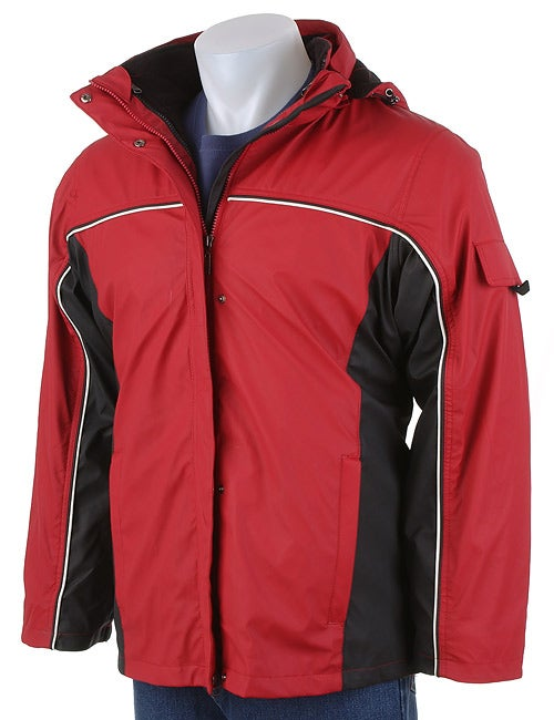 Ladies Plus Size 4 in 1 System Jacket