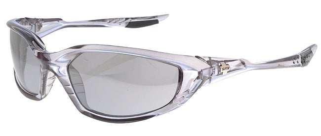 49d33de767 Shop Spy Micro Scoop 2 Clear Smoke Sunglasses - Free Shipping Today ...