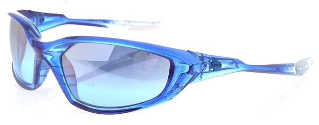 fd1f912966 Shop Spy Micro Scoop 2 Blue Crystal Blue Sunglasses - Free Shipping ...