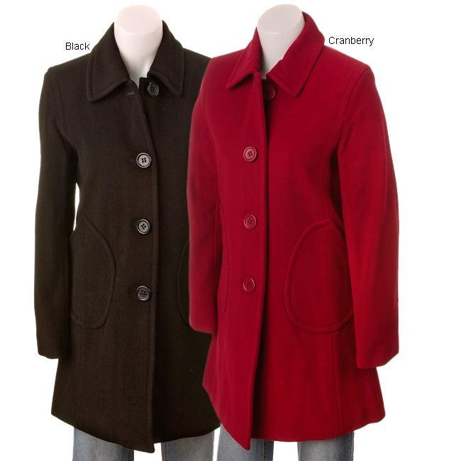 Nine West Wool Coat