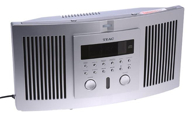 Teac CD-X6 AM/FM CD Stereo  System (Refurbished)