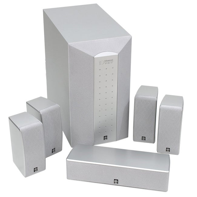 yamaha nx p120 speaker system refurbished free shipping today 424438. Black Bedroom Furniture Sets. Home Design Ideas